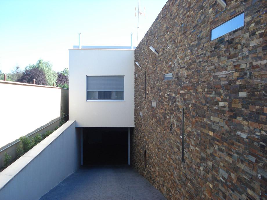 Enrique Aranzubia Arquitecto Logro O La Rioja
